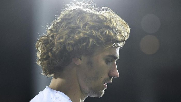 Striker Timnas Prancis Antoine Griezmann. (Foto: David Ramos/Getty Images)