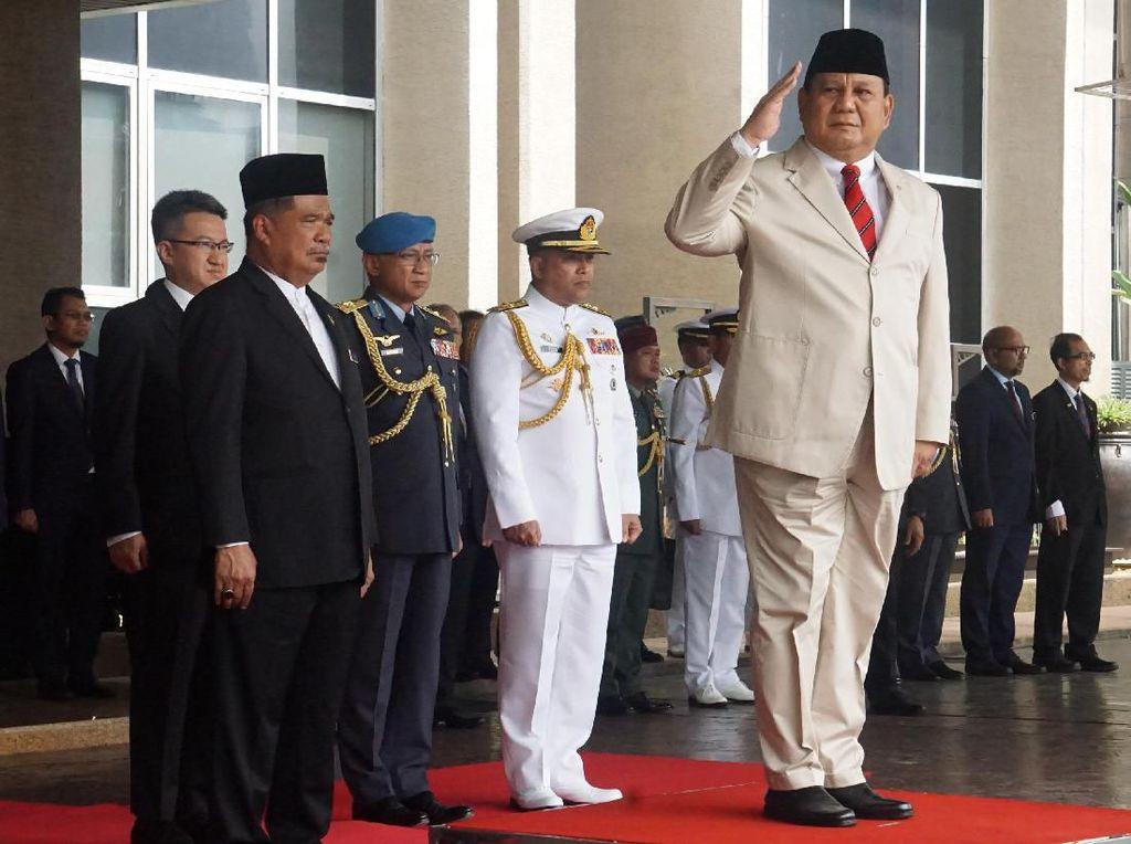 Kisah Trio Prabowo, Suryo, dan Sjafrie: Lulus Akmil, Melewati Masa Konflik