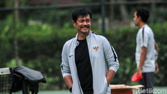 Indra Sjafri menjadikan kiprahnya bersama Timnas Indonesia U-23 sebagai dakwah. (Foto: Rifkianto Nugroho/detikcom)