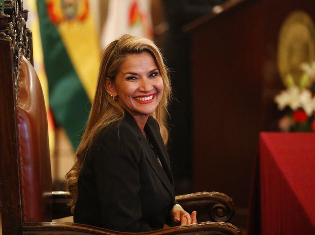 Presiden Bolivia Usul Tunda Pemilu Gegara Corona