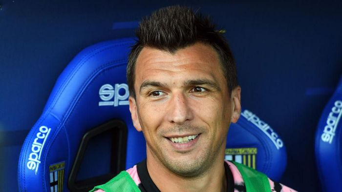 Mario Mandzukic resmi pindah ke klub Qatar, Al-Duhail. (Foto: Alessandro Sabattini/Getty Images)