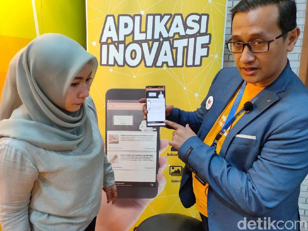 Kurangi Risiko Amputasi, Dosen Unair Buat Aplikasi Kaki Diabet Indonesia