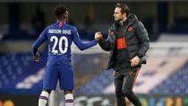 Chelsea Tak Belanja, Lampard Iri dengan MU