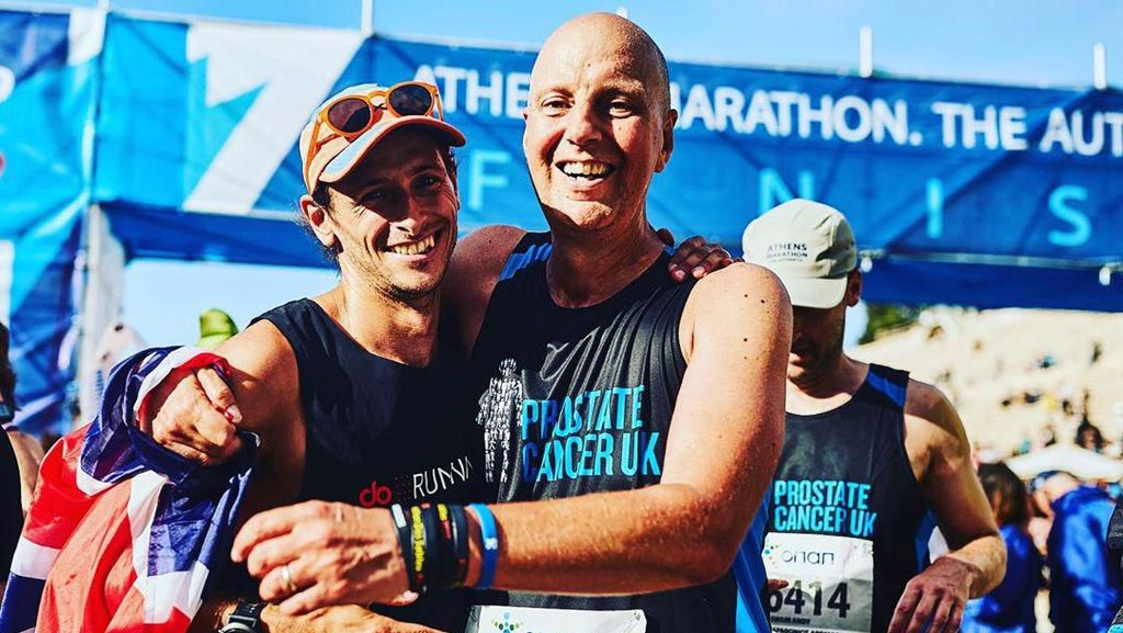 Potret Perjalanan Pria Maraton ke 196 Negara