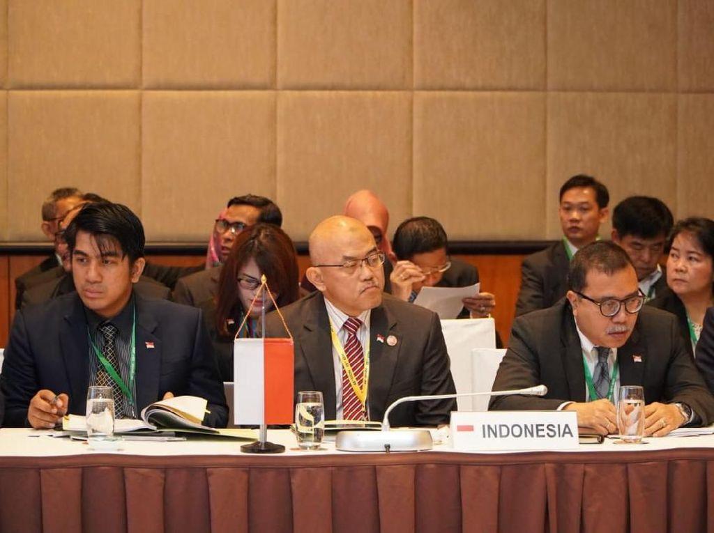 Indonesia-Korea Kembangkan SDM Bidang Transportasi di ASEAN STOM