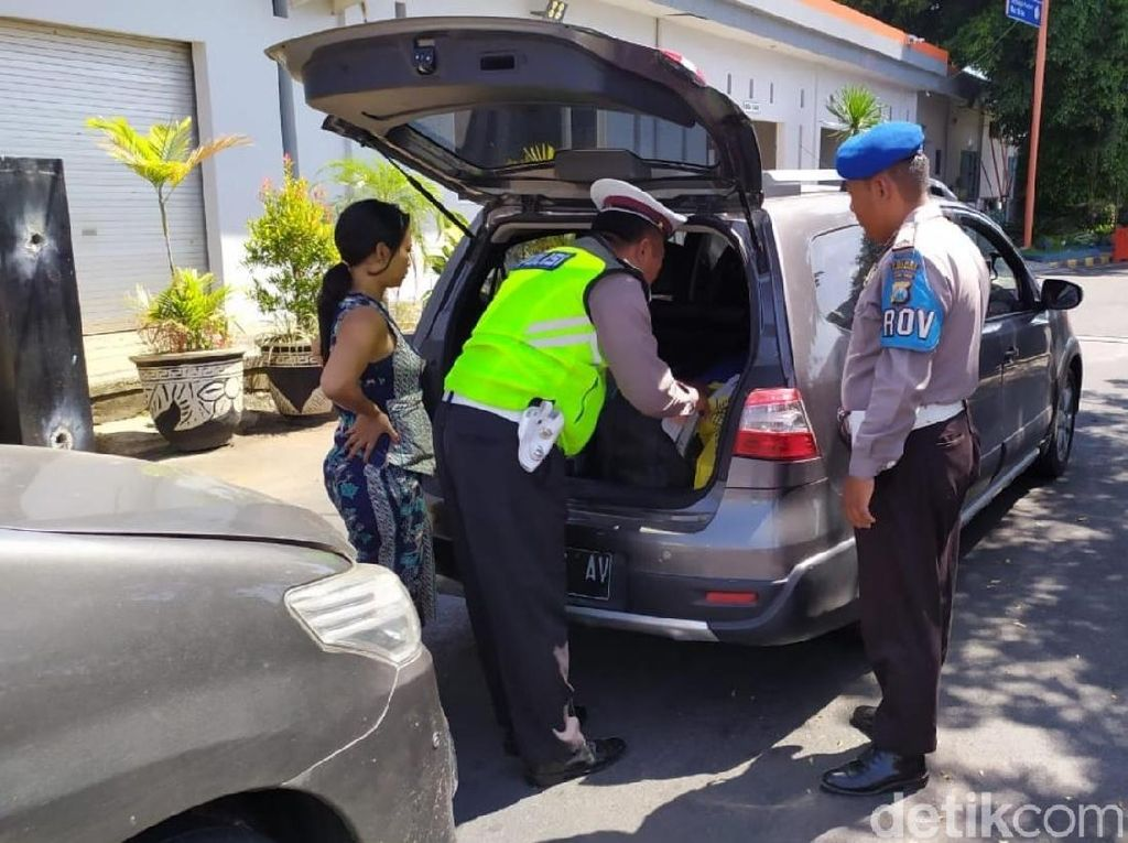 Pascabom Medan, Polisi Perketat Penjagaan Pelabuhan Banyuwangi
