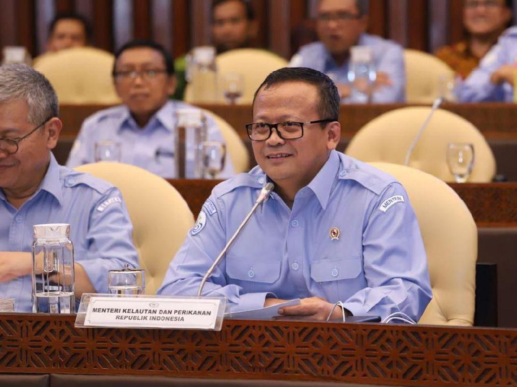 DPR dan Edhy Prabowo Gelar Rapat Virtual, Ini Hasilnya