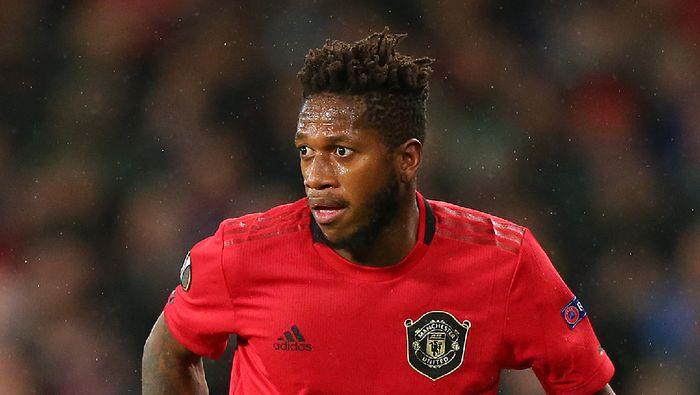 Karena Ole Gunnar Solskjaer, Fred kini lebih bahagia dan percaya diri di Man United. (Foto: Alex Livesey / Getty Images)