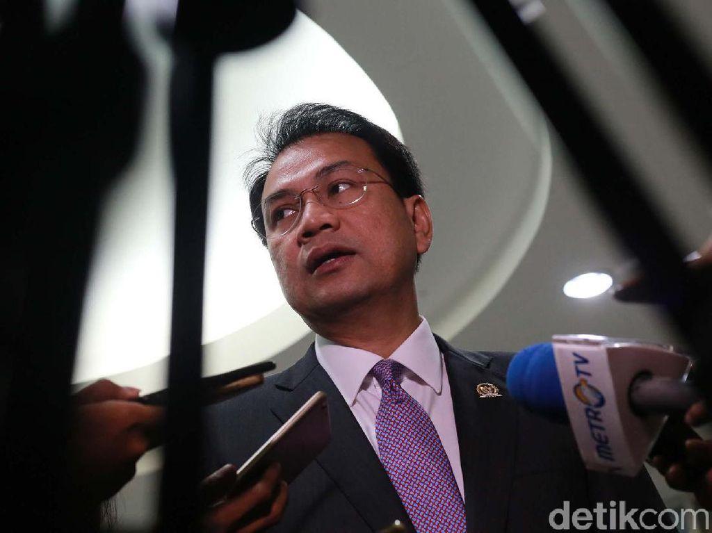Wakil Ketua DPR Pantau Seleksi Calon Hakim Agung