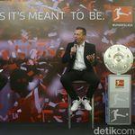 Lewat Bundesliga Experience, Matthaeus Sapa Fans Liga Jerman