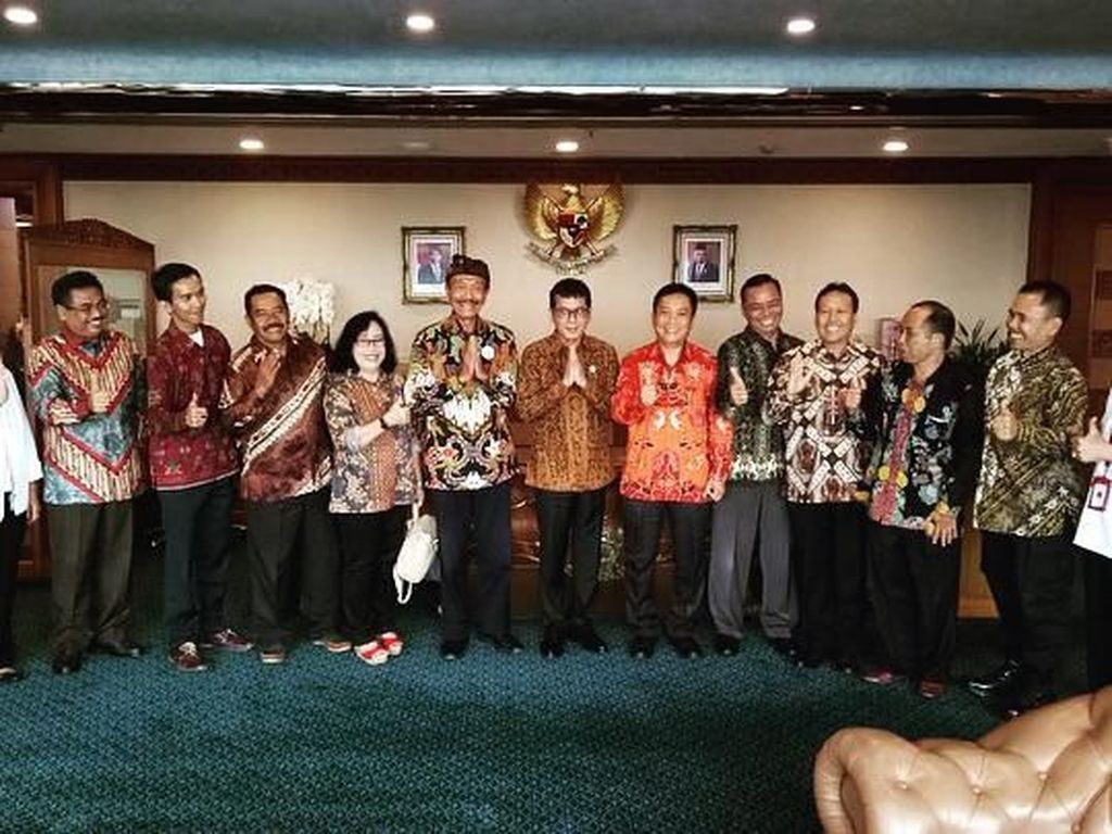 Wishnutama Tegaskan Jaga Budaya dan Kearifan Lokal Bali