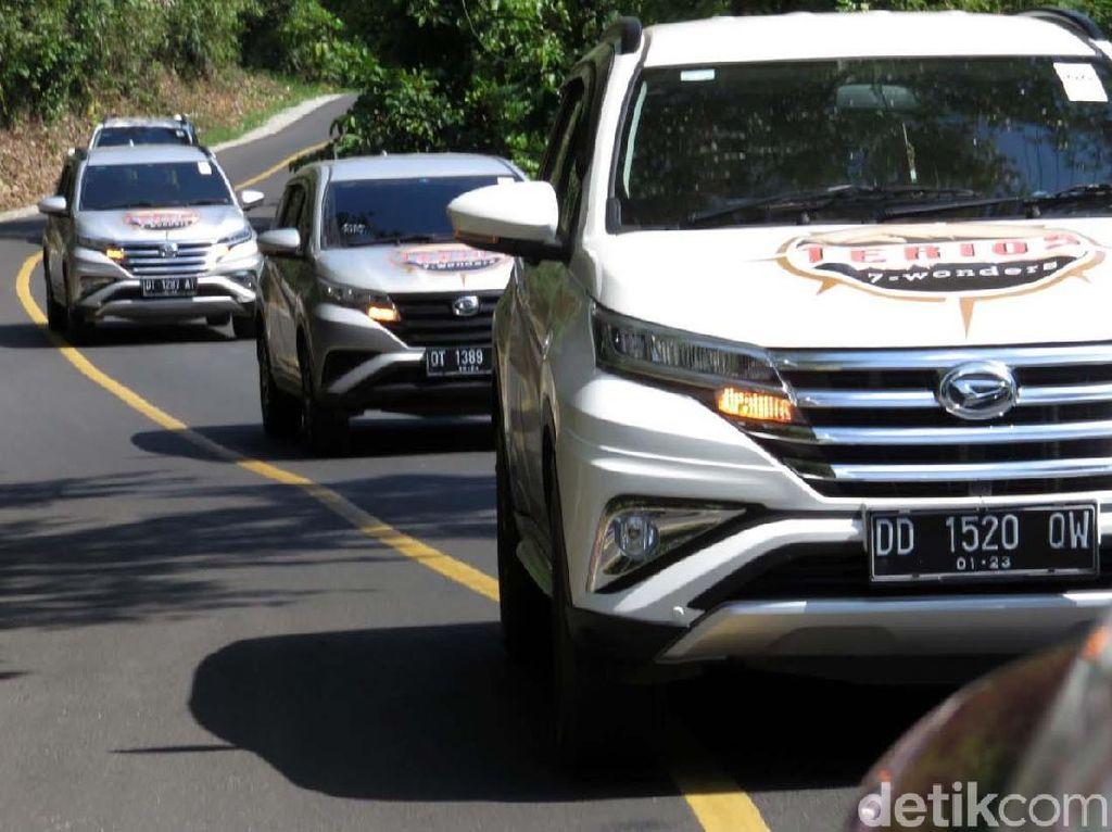 Daihatsu: Terios 7 Wonders Jadi Ajang Pembuktian