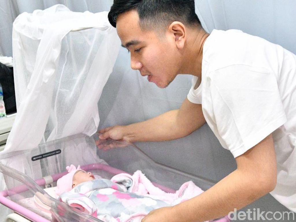 Unik dan Mendalamnya Makna Nama Cucu Ketiga Jokowi, La Lembah Manah