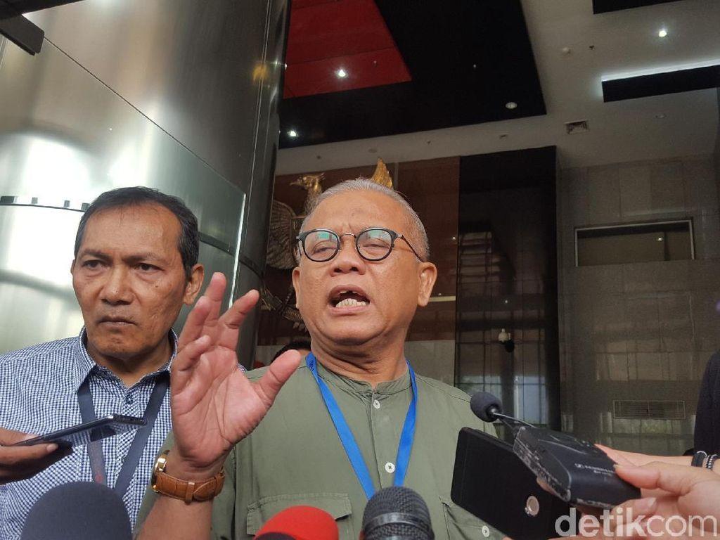 Pegiat Antikorupsi Temui Pimpinan KPK Bahas Rencana Gugatan UU KPK ke MK