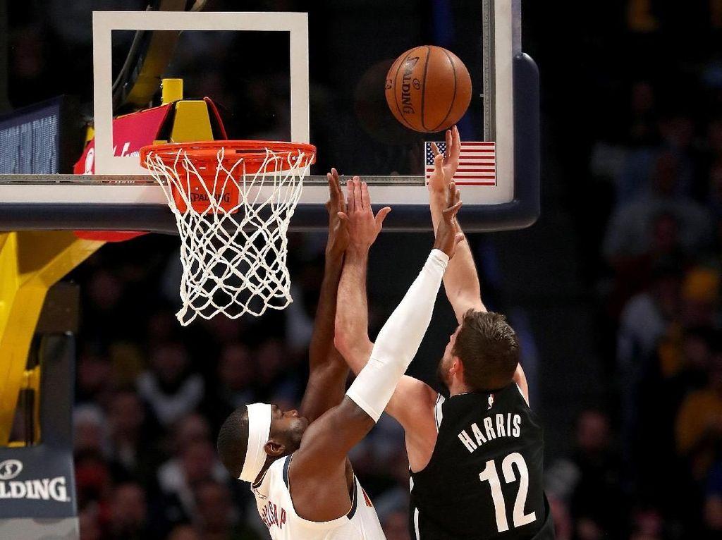 Brooklyn Nets Derita Kekalahan Ketiga Beruntun