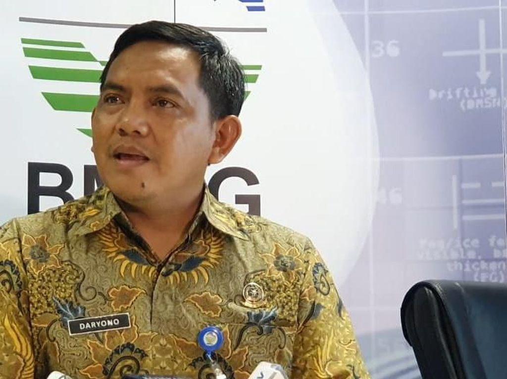 BMKG: Potensi Risiko Tsunami di Ibu Kota Baru Bantu Siapkan Mitigasi Bencana
