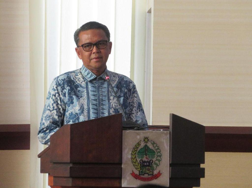 Gubernur Sulsel: Positif Corona yang Sembuh 21 Orang, PDP 27