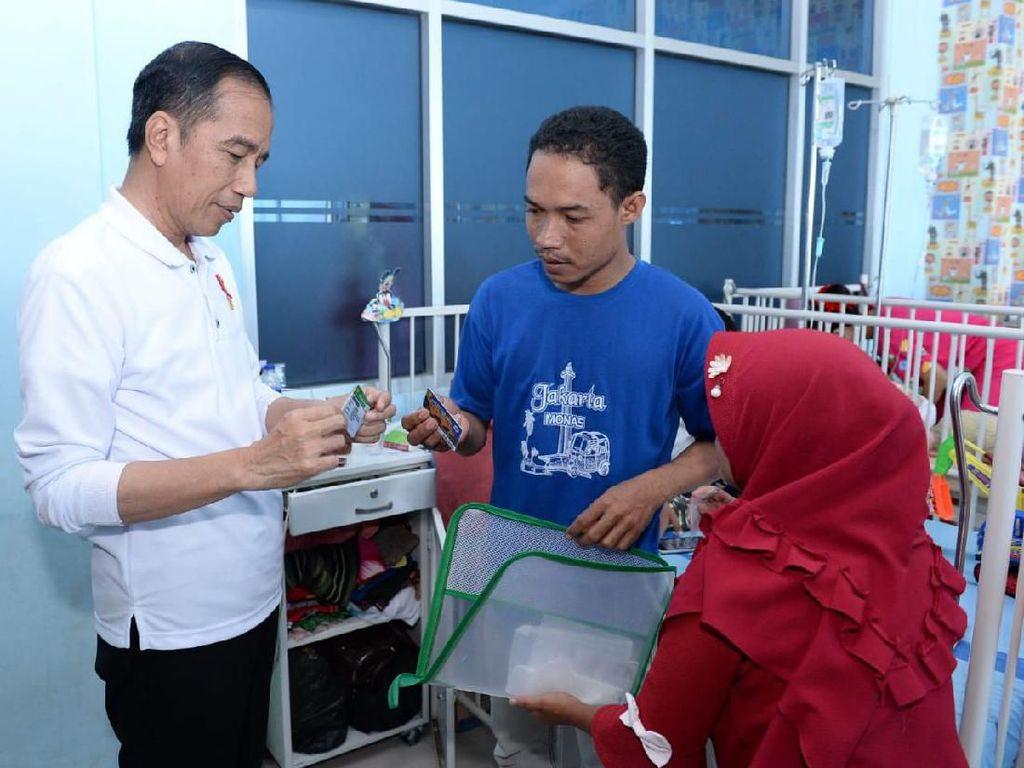 Cucu Ketiga Lahir, Jokowi Terbang ke Solo