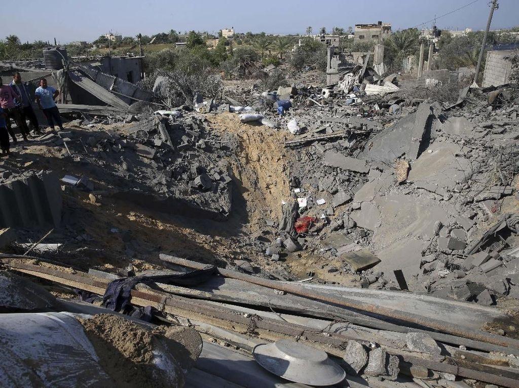 Tiga Kali AS Hak Veto Upaya Setop Konflik Israel-Palestina