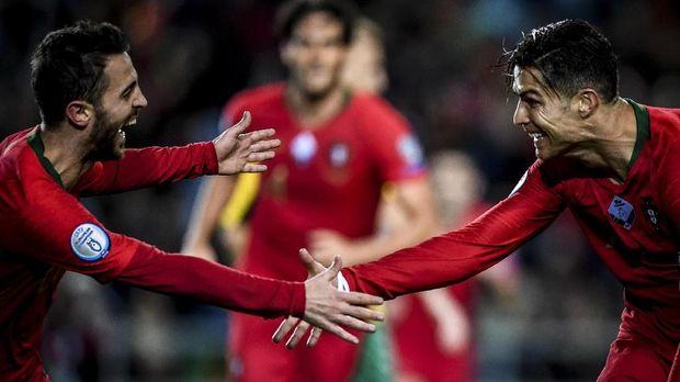 Daftar 17 Tim Lolos ke Piala Eropa 2020