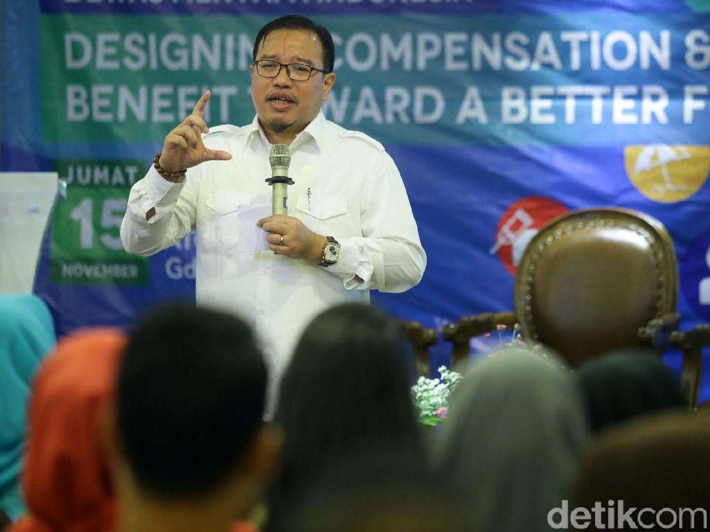 BPJS Ketenagakerjaan Gelar Seminar High Level Update
