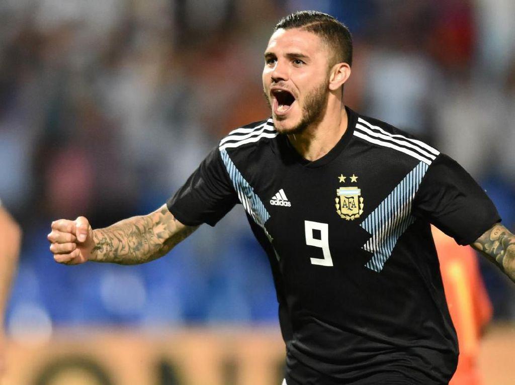 Argentina Tidak Melupakan Icardi
