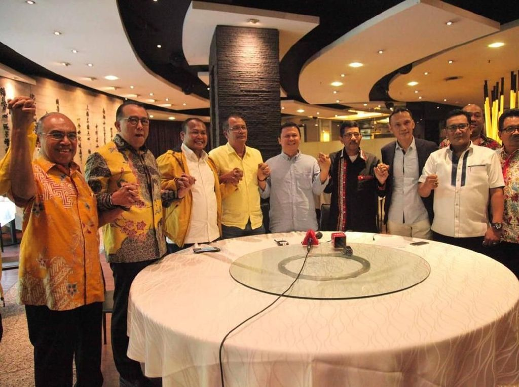 Ketua DPD II Golkar Diklaim Tak Setuju Ketum Dipilih Aklamasi