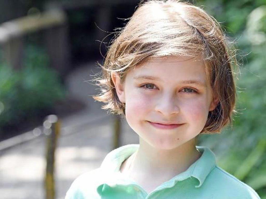 Anak Genius Ini Jadi Sarjana di Usia 9 Tahun, Minat Jadi Dokter