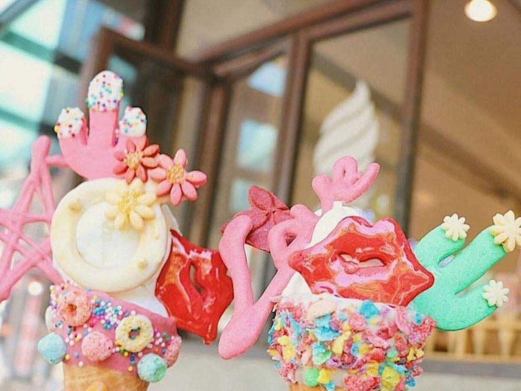 Slurrpp! Ini 10 Gerai Es Krim Cantik dan Unik di Korea