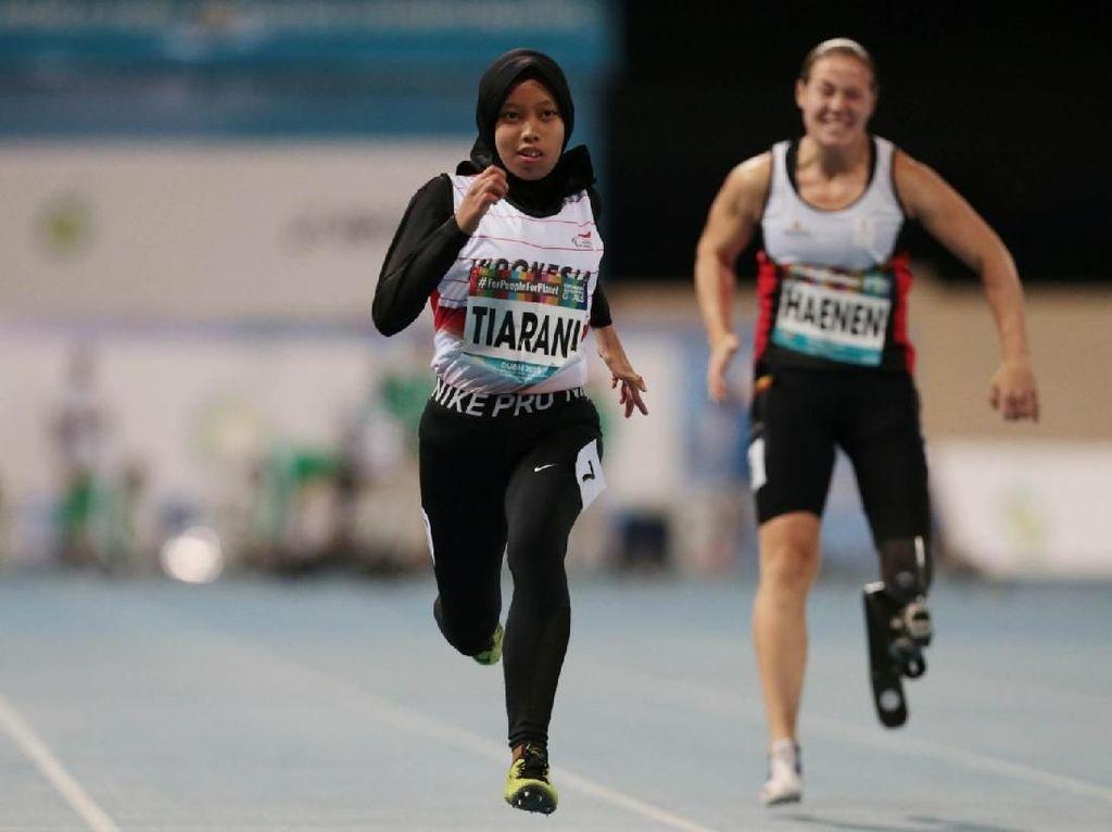 Karisma Evi Pecah Rekor Dunia dan Lolos Paralimpiade 2020 Tokyo