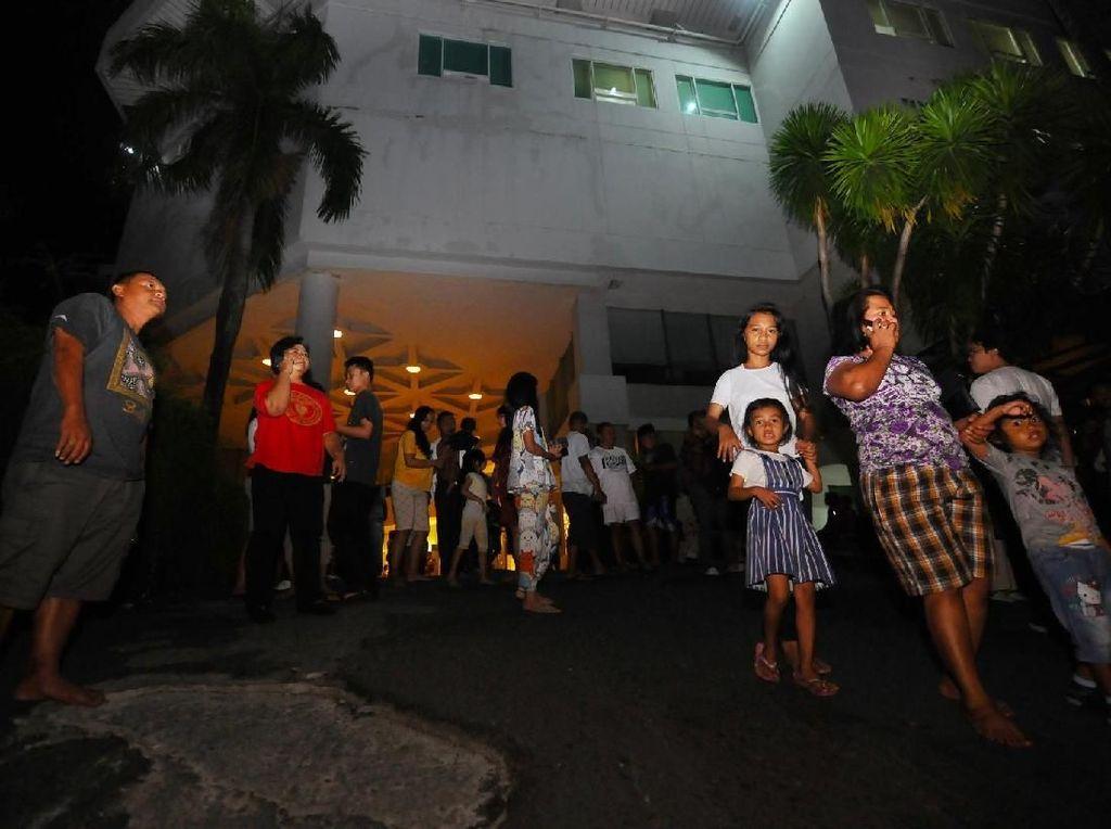 Begini Kondisi Jaringan Telekomunikasi Pasca Gempa M 7,1 di Malut