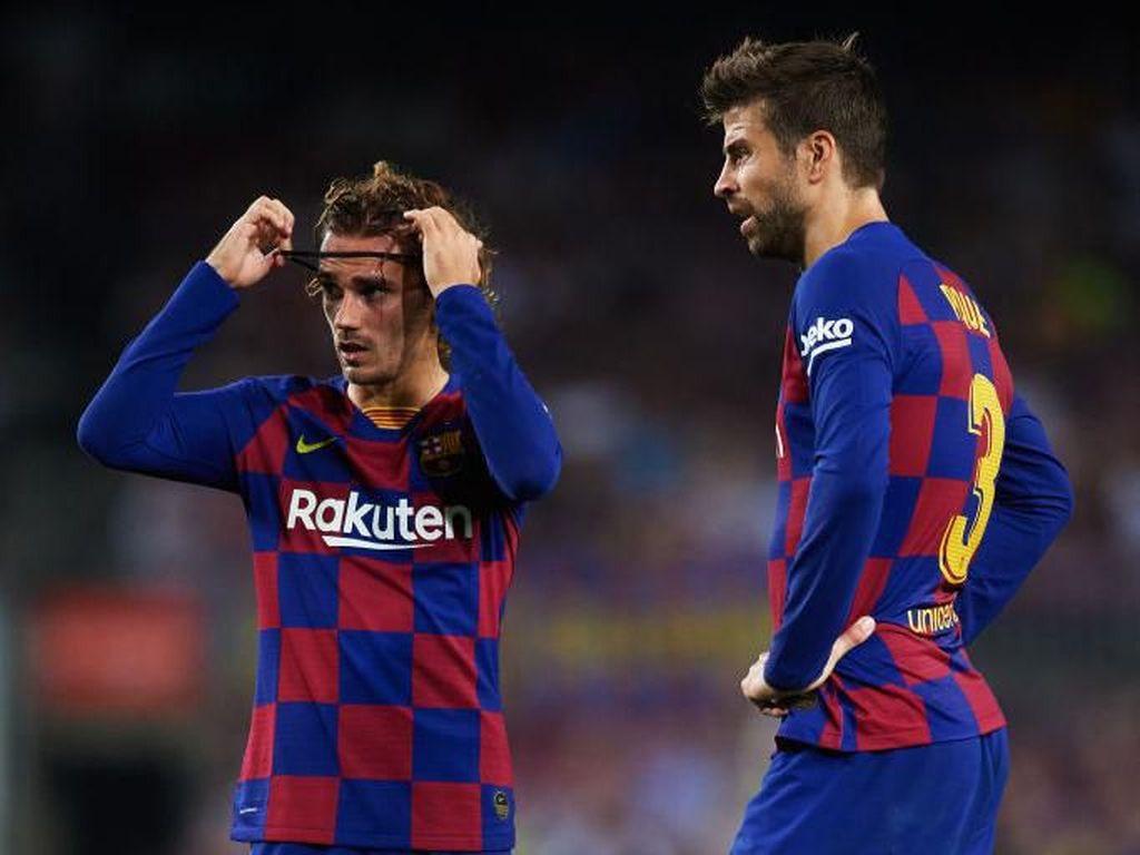 Karena Barcelona Tidak Bermain untuk Griezmann