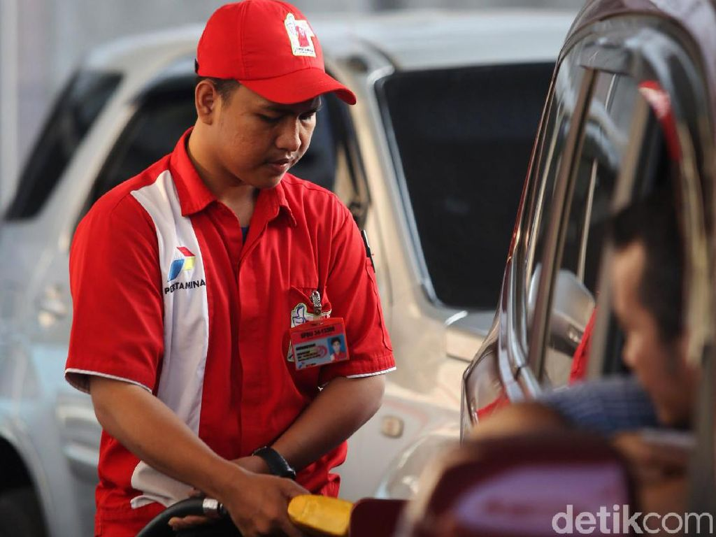 Hore! Harga BBM Pertamina, Shell dan Total Turun