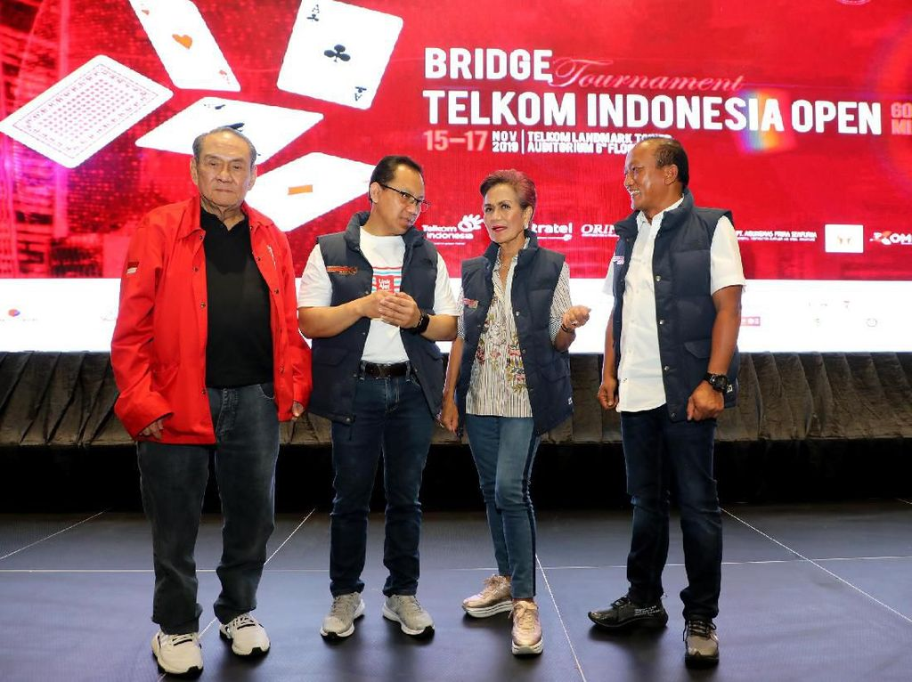 Turnamen Bridge Indonesia Open 2019