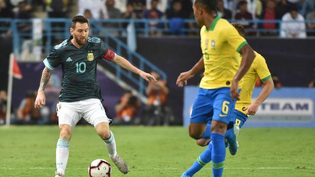 Duet Higuain-Dybala juga bisa jadi ancaman bagi Messi di Argentina.