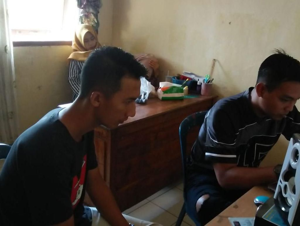 Cegah Diamuk Massa, Pria yang Dilaporkan Hina Ustaz Taufik Hasnuri Diamankan