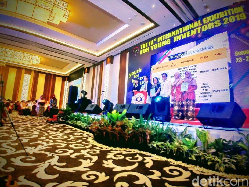 Maos App Alat Deteksi Dini Skizofrenia Karya Mahasiswa UB Sabet 4 Penghargaan