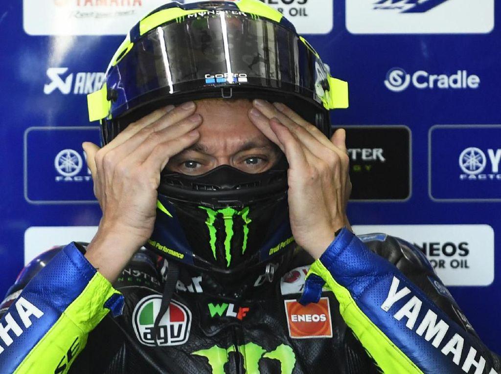 Harusnya Rossi Sudah Pensiun Beberapa Musim Lalu