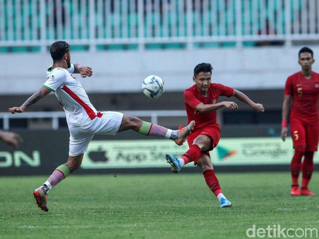Iwan Bule ke Timnas Indonesia U-23: Jangan Puas Diri Dulu