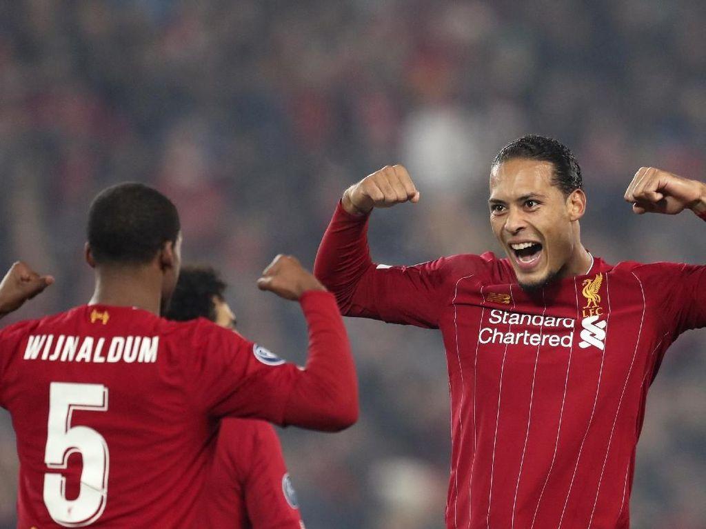 Masih November, Liverpool Ogah Bicarakan Gelar Juara Liga Inggris