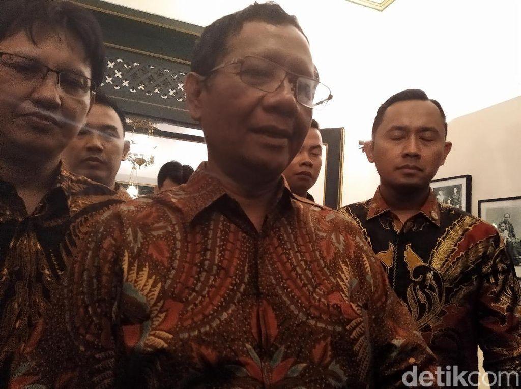 Mahfud Md: Veronica Koman Ingkar Janji Kembali ke Indonesia