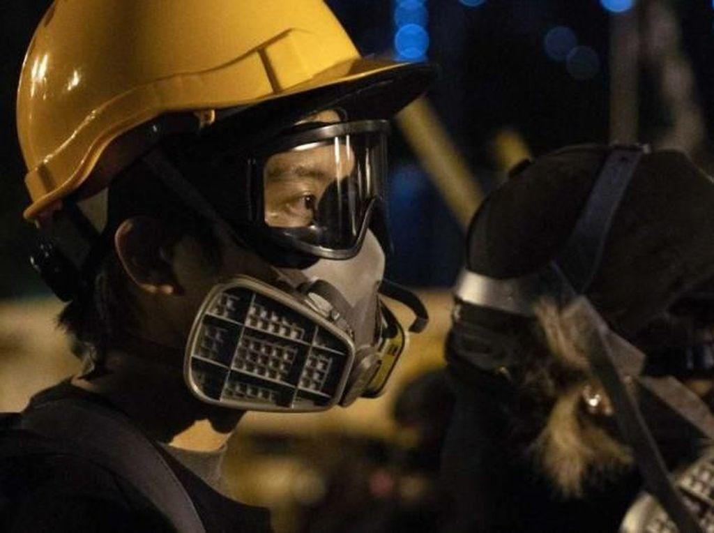 Unjuk Rasa Masuk Kampus, Mahasiswa Australia di Hong Kong Diminta Pulang