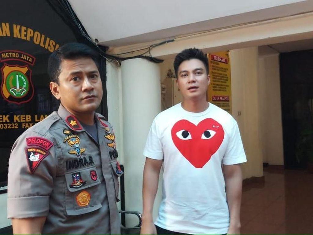 Polisi Tangkap Eks Karyawan Artis Baim Wong yang Curi Motor
