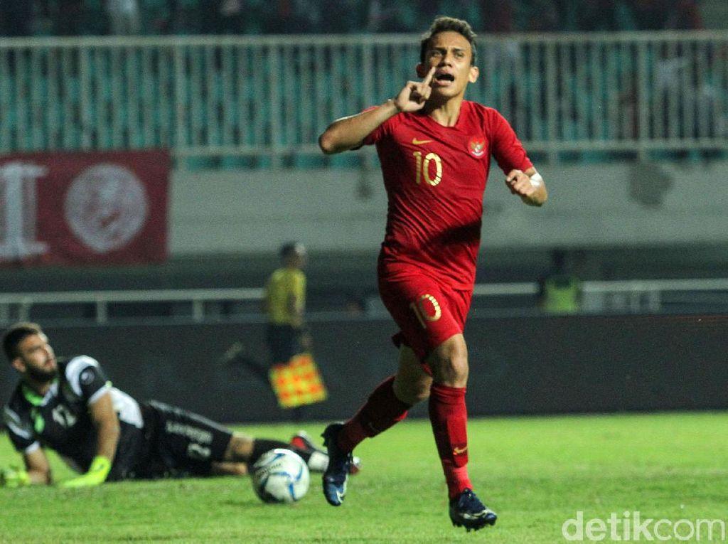 Timnas Indonesia U-23 Gebuk Iran di Pakansari