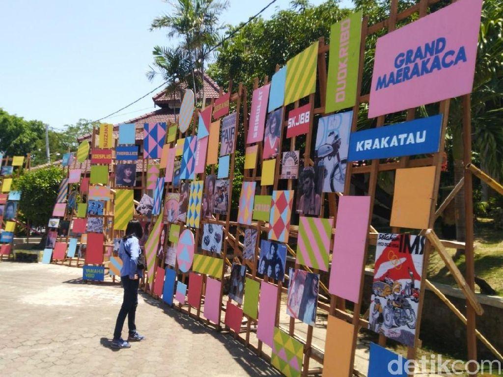 Foto: Taman Mini ala Jawa Tengah, Murah Meriah