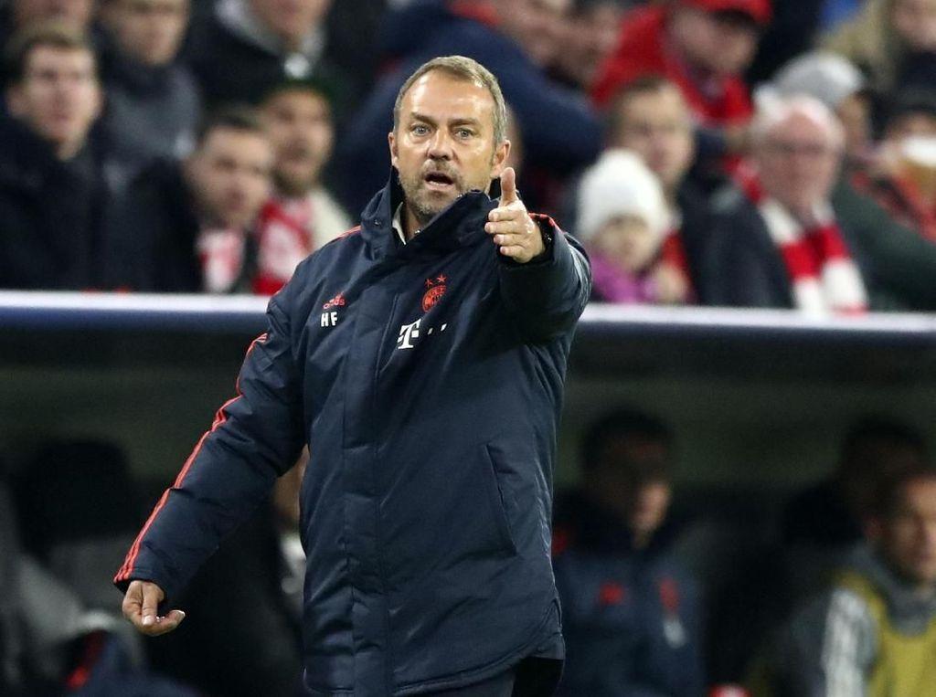 Percaya Hansi Flick, Bayern Tunda Cari Pelatih Baru
