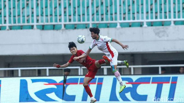 Gol Egy Maulana Menangkan Timnas Indonesia atas Iran 2-1