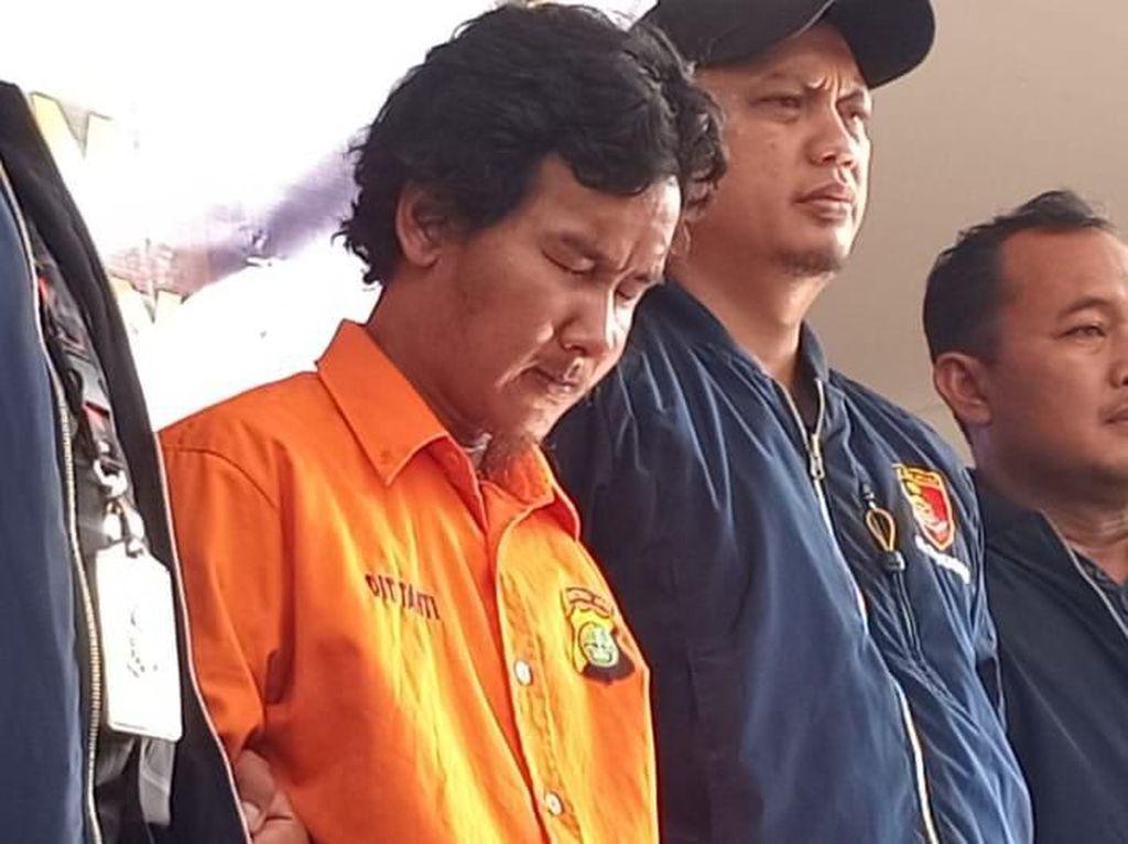 Potret Pelaku Teror Air Keras yang Menghantui Warga Jakarta Barat