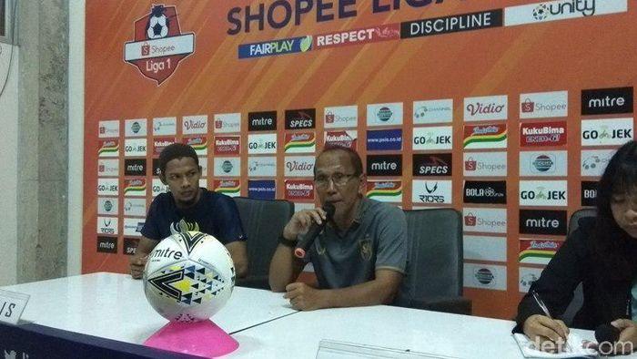 PSIS Semarang menang 1-0 atas Bali United. (Foto: Eko Susanto/detikSport)