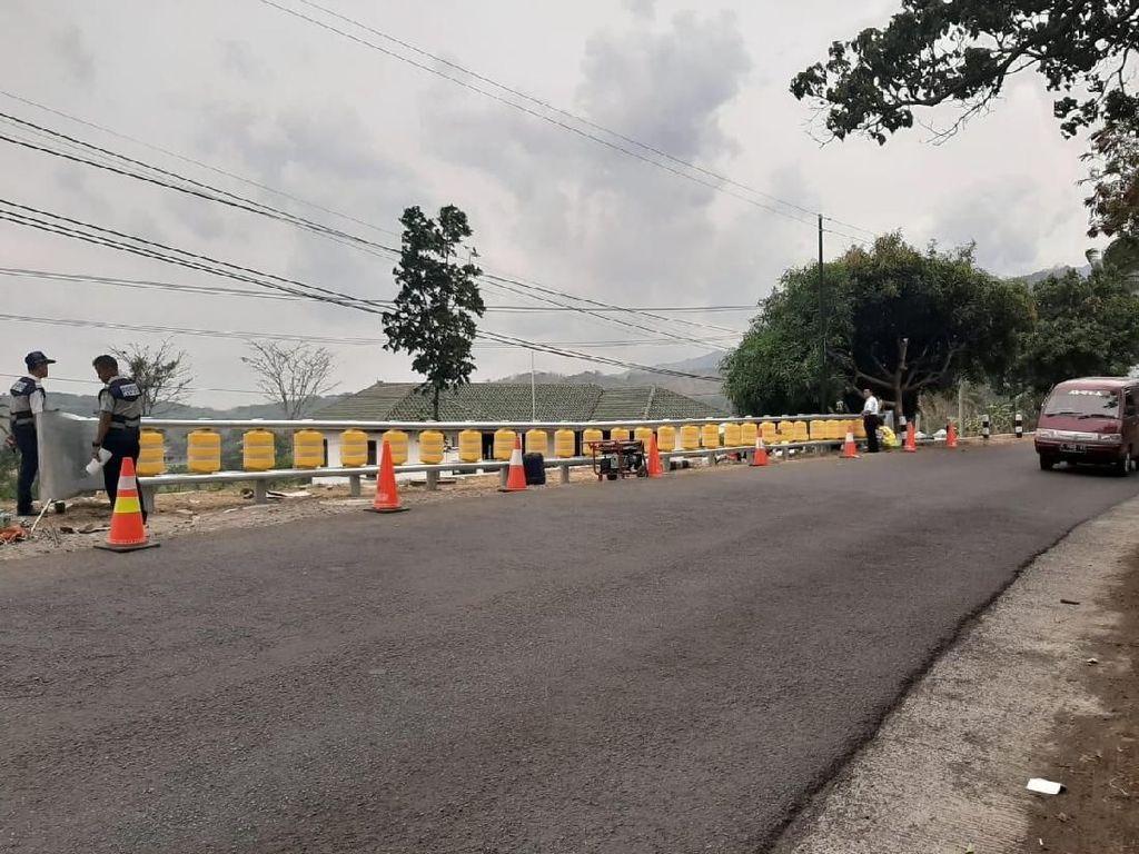 70 Persen Jalan Provinsi di Jabar Belum Dilengkapi Fasilitas Lalu Lintas